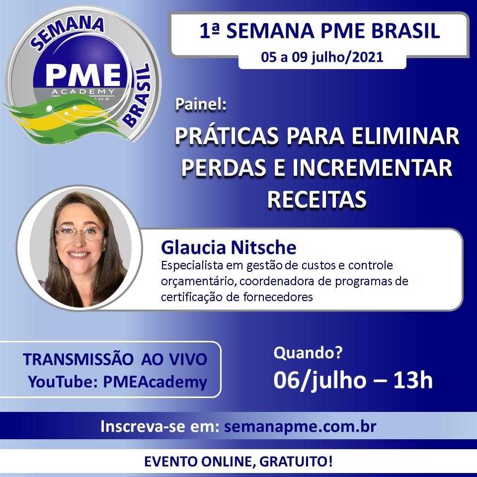 PALESTRA  - PRÁTICAS PARA ELIMINAR PERDAS E INCREMENTAR RECEITAS (06/07/2021)